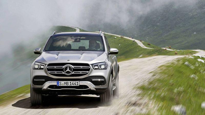 Mercedes Benz GLE: лучшее решение для комфортной езды