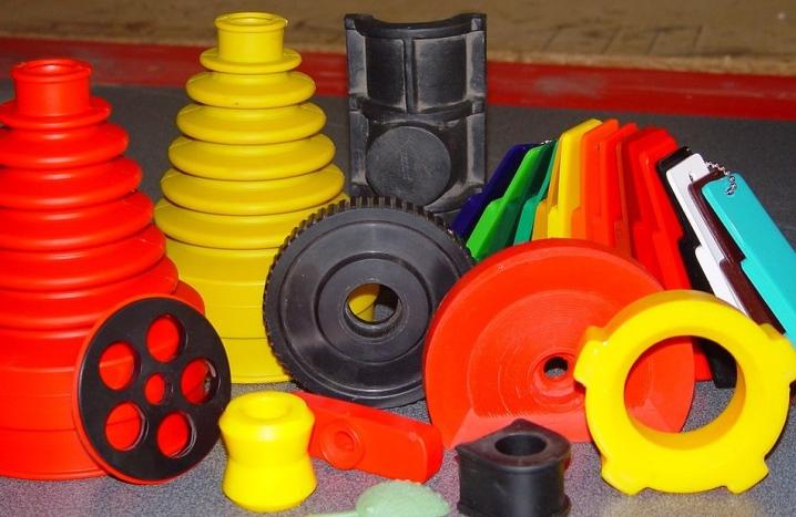 Изделия из полиуретана: особенности, область применения