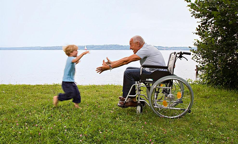 Современные пансионаты для инвалидов-колясочников