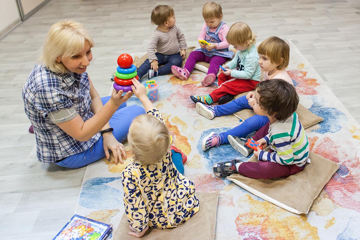 В чем преимущества английского детского сада