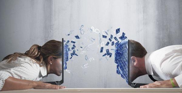 Виртуальное общение в сети – терапия для души и новые возможности