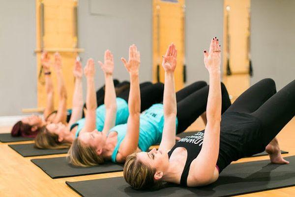 Эффективные занятия фитнесом и пилатесом в Activium Style