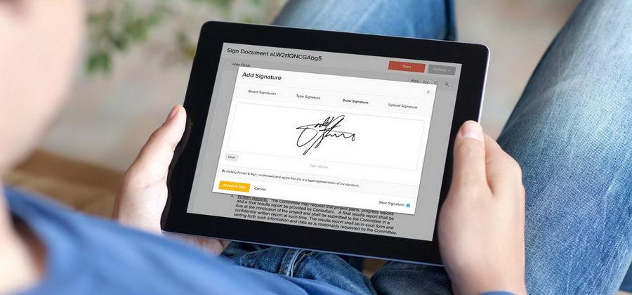 Электронная подпись — что нужно знать