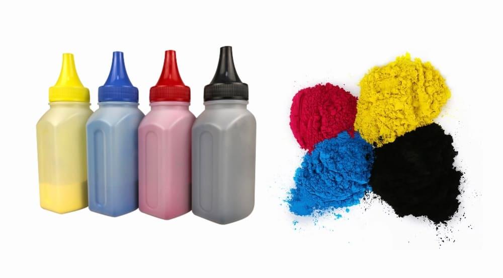 Цветная печать и тонеры к ней