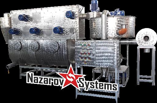 Мусороперерабатывающий завод Nazarov Systems